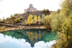 Cetina spring