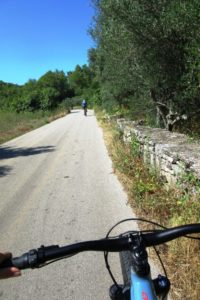 at Korčula island
